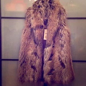 ✨HOST PICK✨Women's faux fur vest
